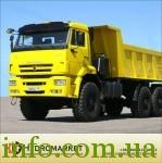 Гидравлика на КамАЗ 55111