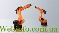 Тяжеловесный робот KUKA KR 360 FORTEC
