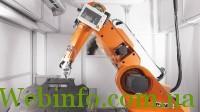 Лазерный робот KUKA CO2
