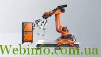 Робот для точечной сварки KUKA ready2_spot