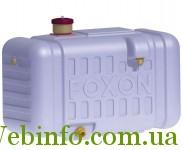 Бак гидравлический (гидробак) закабинный 130 л пластиковый (65х32х65)