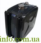 Бак гидравлический (гидробак) бокового крепления 160 л железный (50х50х64)