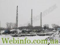 Бурение скважин на воду под «Ключ» Днепропетровск, Крив Рог, Павлоград, Запорожье, Харьков
