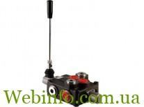 Моноблочный гидрораспределитель (клапан) 1P40 Вadestnost (Болгария)