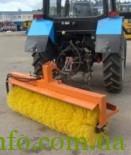 Щетка на трактор гидравлическая задняя