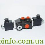 Электромагнитный гидрораспределитель 1Z50 12/24В