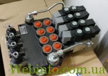 Электромагнитный гидрораспределитель 7Z50- 50 л/мин
