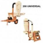 Молотковая мельница Universal 200 для производства муки Peruzzo/ Zoo Tech