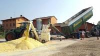 Молотковая мельница Universal 1000 для получения биогаза Peruzzo/ Zoo Tech