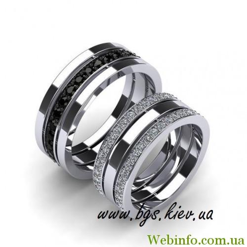 1-bz-обручальные кольца из белого золота широкие (1)