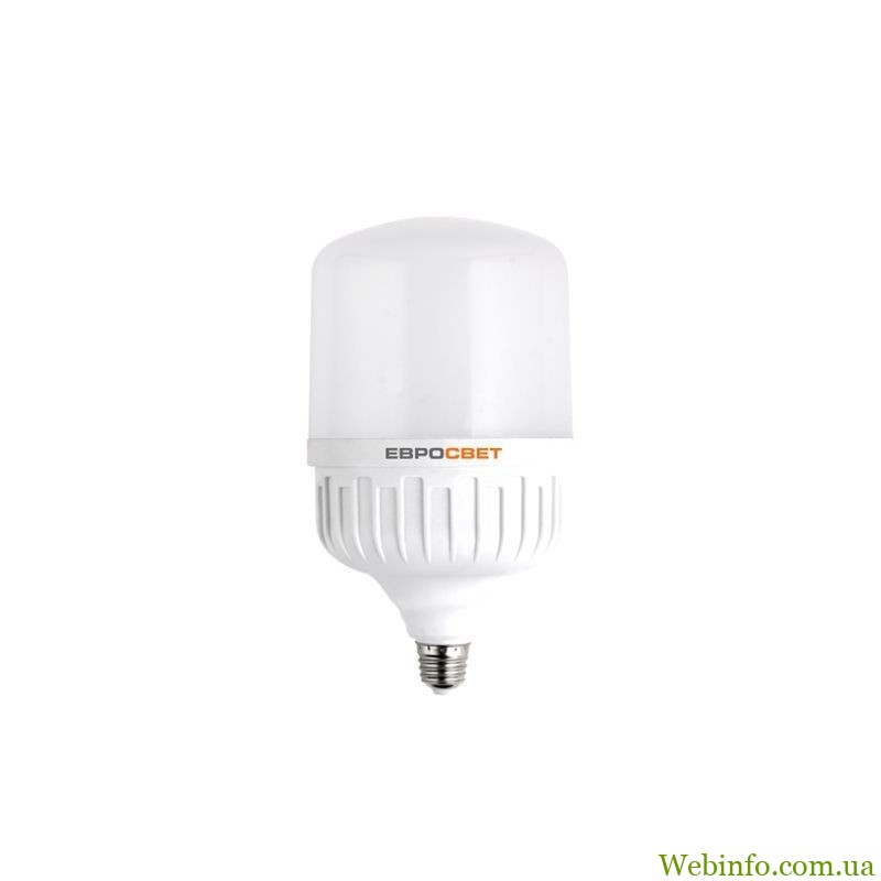 LED лампа EVRO-PL-40-6400-27