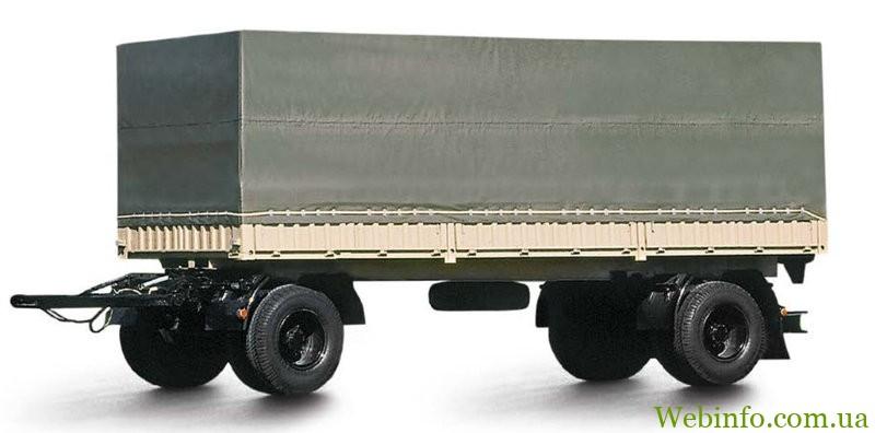 прицеп КрАЗ А181B2