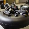Полный комплект ГБО 4 поколения с тороидальным баллоному