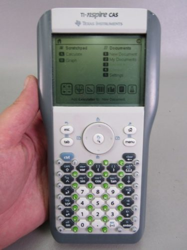 TI-NspireCAS-300