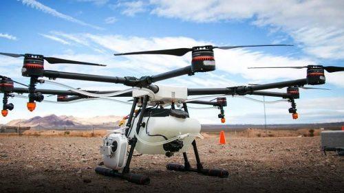 услуги агро дрона