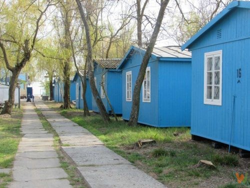 .о. Черноморка домики