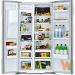 Не обойтись без холодильника. Hitachi Side-By-Side и прочие