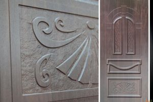 Как делаются металлические двери?