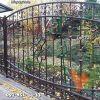 Металлический забор, мариуполь